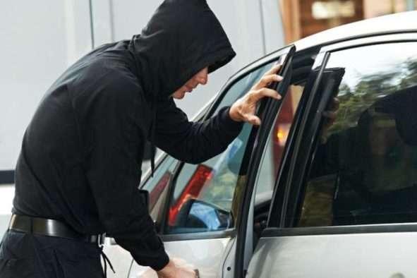 За минулий день в Києві викрали шість автівок