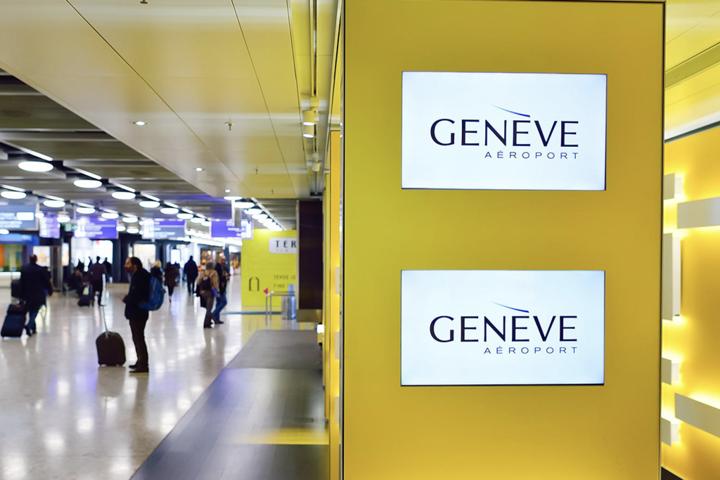 #KyivNotKiev: у Женеві аеропорт тепер правильно пише назву української столиці