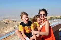 Фото: — Лілія Подкопаєва виховує двох дітей
