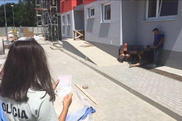 Словацька поліція вирішила депортувати шість українських заробітчан