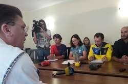 Фото: — Ігор Жданов поки підтримує протестувальників лише морально