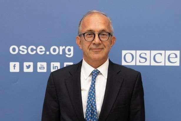 Глава СММ ОБСЄ закликав розвивати прогрес по розведенню сил у Станиці Луганській — Голова місії ОБСЄ закликав «розвивати досягнутий успіх» із розведення сил на Донбасі