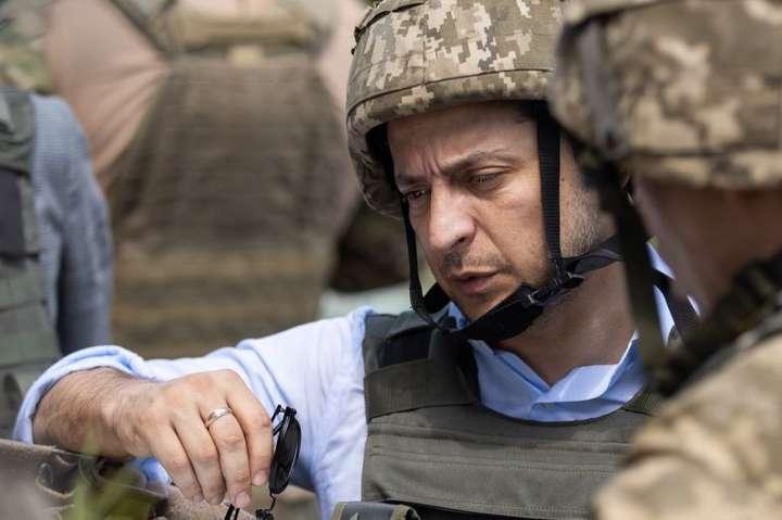 Зеленський назвав першочергові завдання на Донбасі