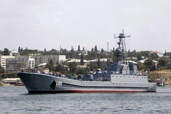 Роботи планують розпочати в Очаківської військово-морській базі — США модернізує українські порти для військових кораблів
