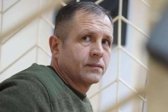 Володимир Балух оголосив сухе голодування на знак протеступроти порушення його права на зустріч з консулом України — У РФ заявили, що український політв'язень Балух припинив голодування