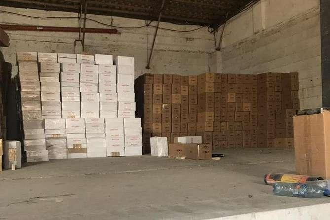 На Одещині СБУ вилучено контрабандні товари на більше ніж 50 мільйонів гривень — СБУ похвалилася досягненнями у боротьбі із контрабандою
