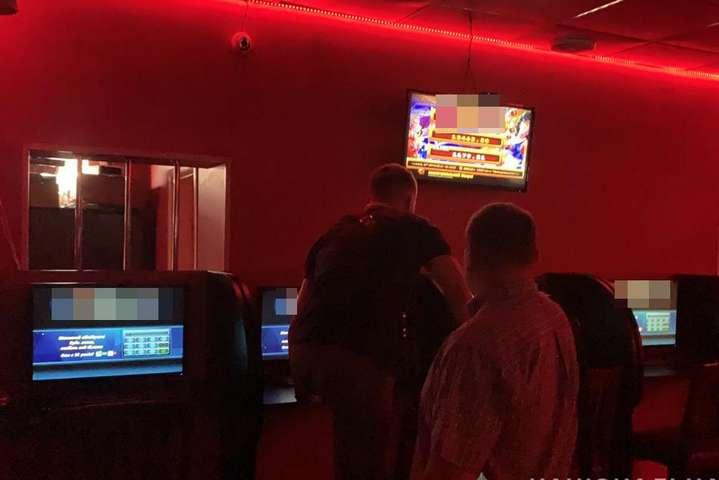 Ігровий автомат fruits vs vegetables