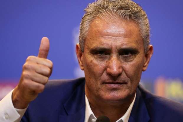 Тіте вдалося те, що не вдавалося досі жодному тренерові — Головний тренер збірної Бразилії встановив унікальне досягнення