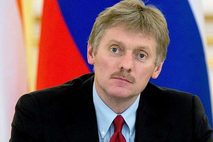 <p>Пєсков вважає, що «спілкування народів двох країн ніхто не відміняв» Об этом сообщает <a href=