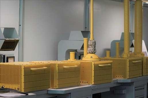 <span>Система Оберіг-С вже виробляється серійно в Україні</span> — В Україні у серійне виробництво запустили протимінну систему «Оберіг-С»