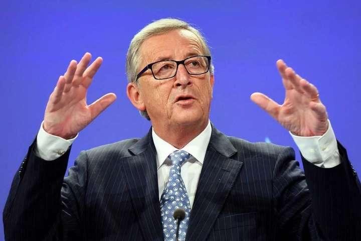 ПрезидентЄвропейської комісіїЖан-Клод Юнкер — П'ять років Порошенка: Юнкер позитивно оцінив досягнення України