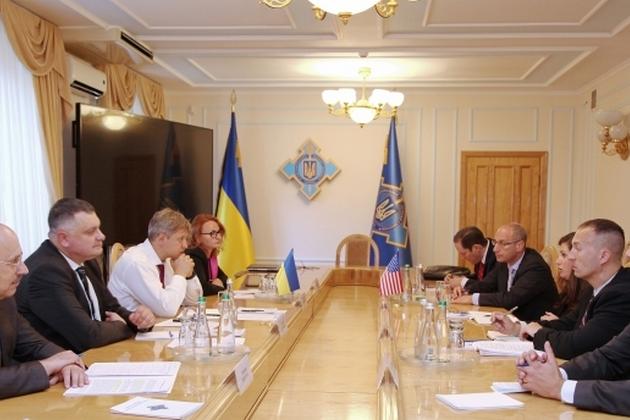 """<span>Україну відвідала делегація </span><span lang=""""UK"""">м</span><span>іноборони США</span> — Секретар РНБО Данилюк прийняв делегацію Пентагону"""