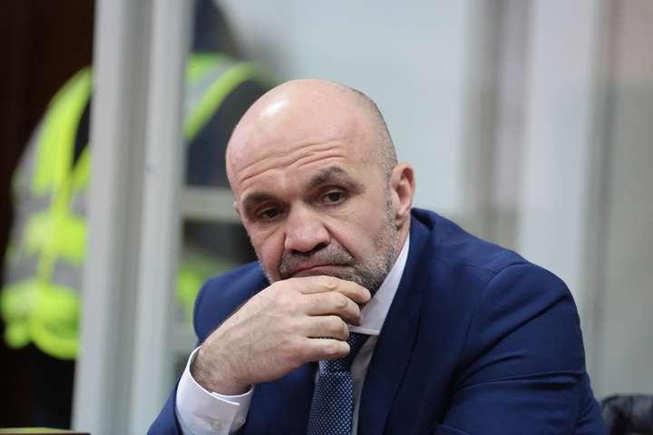 Голова Херсонської обласної ради Владислав Мангер у суді