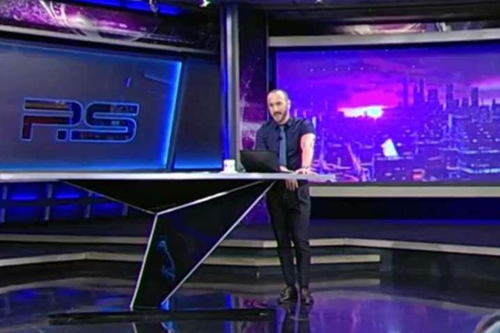 <span>7 липня ведучий грузинського телеканалу «Руставі-2» Георгій Габунія звернувся до Путіна із матюками</span>