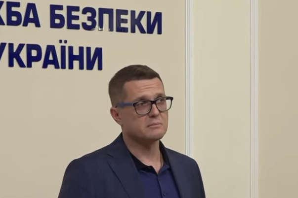 Баканов на час відпустки Грицака виконує його<span>обов'язки</span> — Стало відомо, які зарплати у Баканова і Грицака
