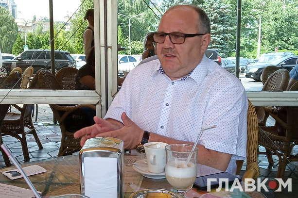 Консультант з питань функціонування енергоринку України Кшиштофом Рогульскі — Кшиштоф Рогульскі: Українцям ще запропонують безкоштовну електроенергію вночі та у вихідні