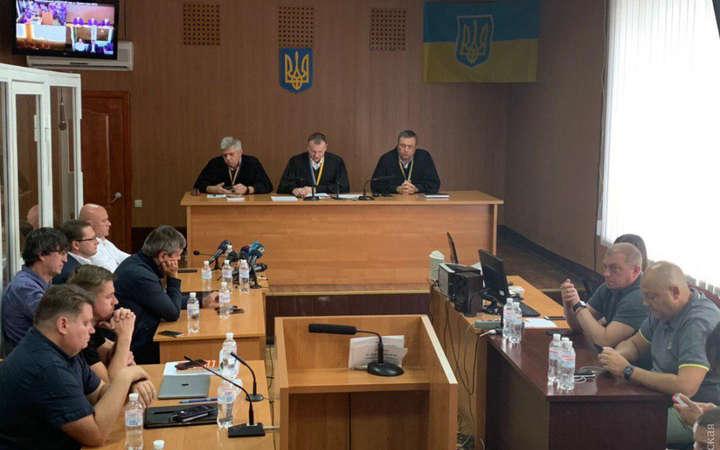 ЗасіданняМалиновського районного суду Одеси, 9 липня 2019 — В Одесі завершився гучний судовий процес: мер Труханов виправданий