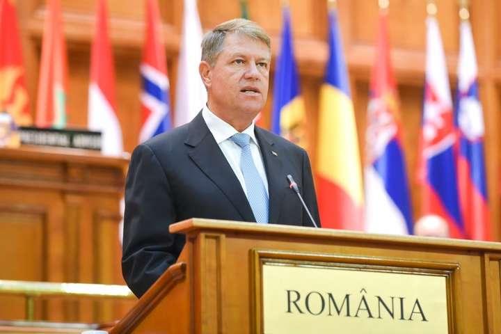 Наразі президентом Румунії є Клаус Йоганніс, він переміг на виборах у 2014 році
