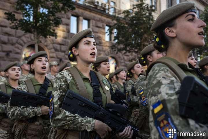 На День незалежності ветерани можуть провести альтернативний парад