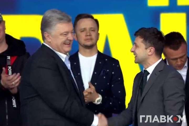Президентів Зеленського та Порошенка знають майже 100% українців