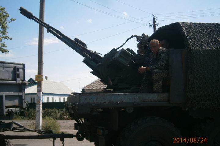 24 серпня 2014 року Цемаха можна побачити на фото із зенітною гарматою ЗУ-23 на транспортному засобі — Bellingcat назвав нові докази причетності Цемаха до катастрофи MH17
