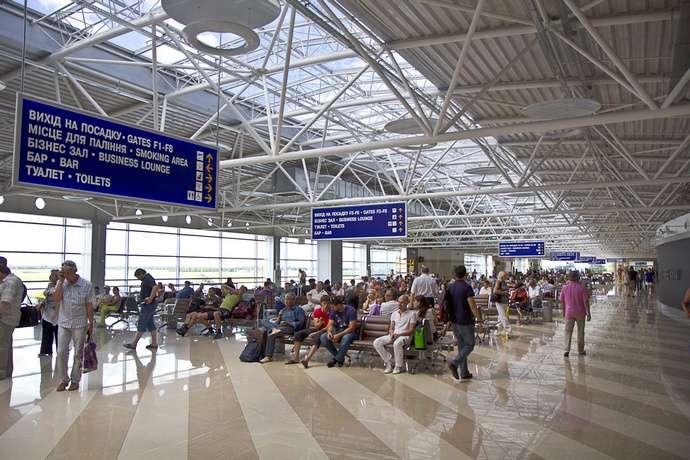 «Бориспіль» похвалився збільшенням пасажиропотоку на 20%