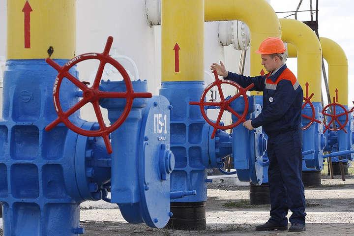 Газ з Європи подешевшав за місяць майже на $20