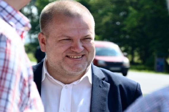 У той час начальником Волинської митниці ДФС бувВіктор Кривіцький — Ексначальник Волинської митниці оголошений в розшук