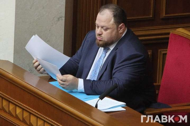 Руслан Стефанчук, представник Зеленського у парламенті — У Зеленського відповіли, чи люструватимуть власну команду