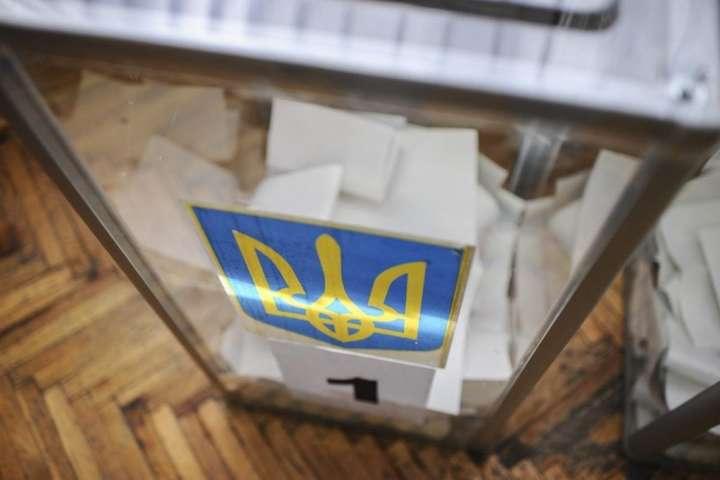 Новий виборчий закон має бути уведений в дію вже з 2020 року