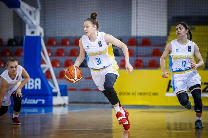 Збірна України U-18 - Жіноча баскетбольна збірна України U-18 перемогою завершила чемпіонат Європи