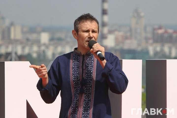 Святослав Вакарчук — Вакарчук розповів, з якими партіями готовий створити коаліцію у Раді