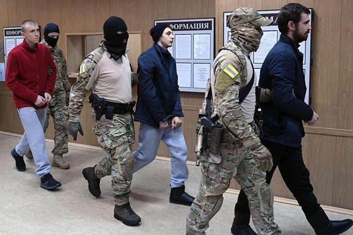 У Зеленського сподіваються на звільнення моряків з російського полону «найближчим часом»