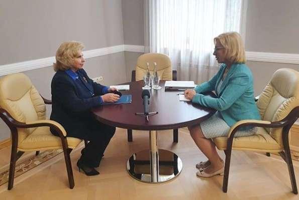 Денісова заявила, що у Зеленського та Путіна будуть просити про помилування в'язнів