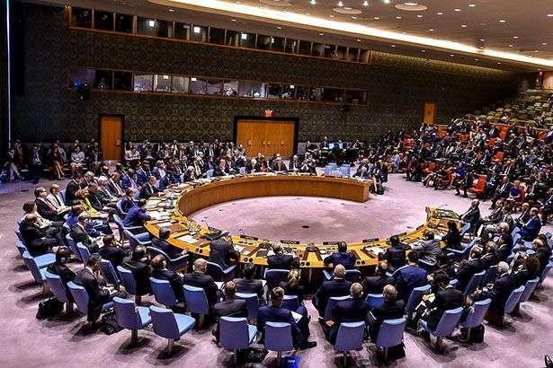 П'ять членів Радбезу ООН зробили заяву по Україні