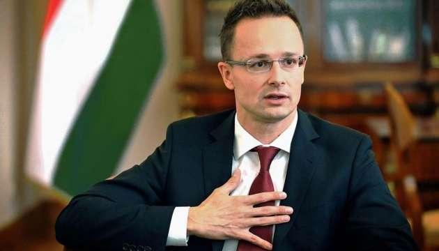 У Зеленського заявили, що Сійярто приїхав на Закарпаття всупереч рекомендаціям Києва