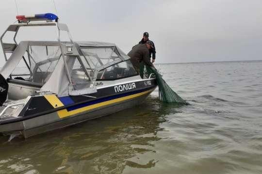 Поліція почала превентивне відпрацювання узбережжя Чорного та Азовського морів