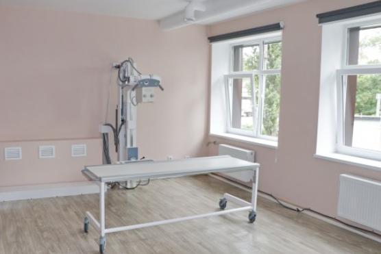 У Малиновському районі Одеси почав працювати сучасний рентгендіагностичний комплекс