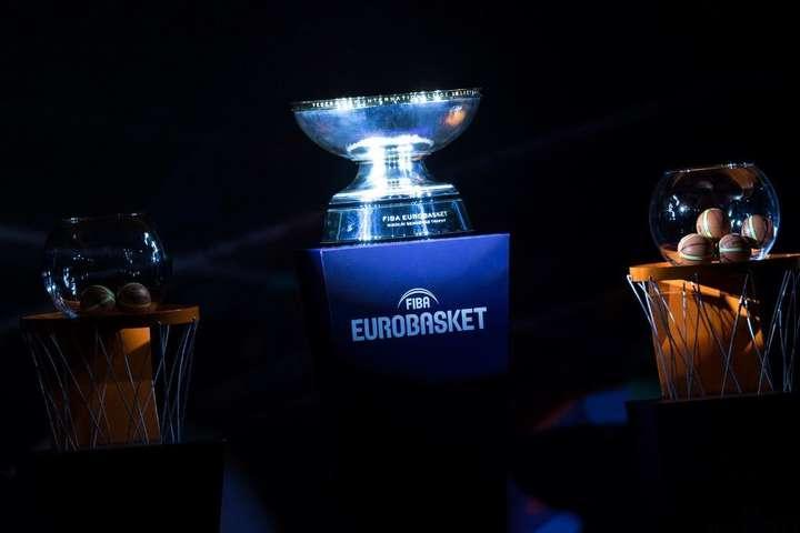 Баскетбольні збірні України отримали суперників у кваліфікації чемпіонатів Європи