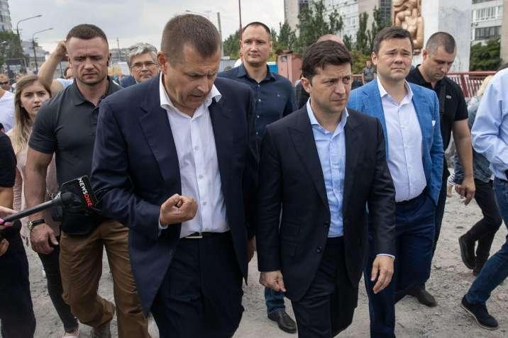 Филатов попросил Зеленского объявить досрочные местные выборы