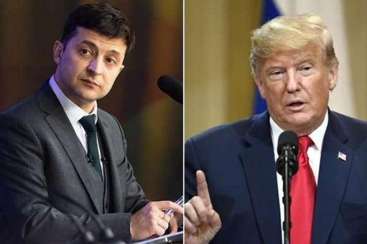 Зеленський і Трамп обговорили позачергові вибори в Раду