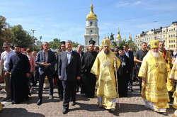Фото: — <span>Україна відзначає День хрещення Київської Русі, 28 липня 2019 року</span>