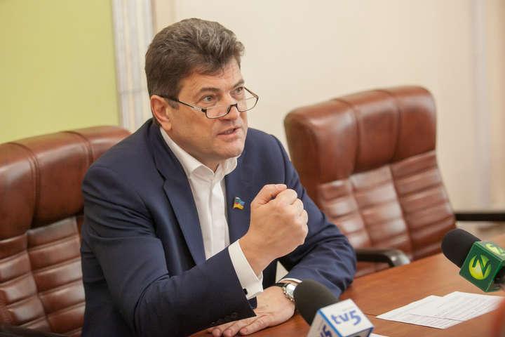 МерЗапоріжжя Володимир Буряк — Мера Запоріжжя викликали в СБУ у справі підкупу виборців