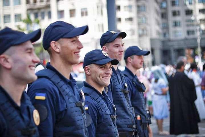 Вулиці українських міст з 1 серпня патрулюватимуть нацгвардійці