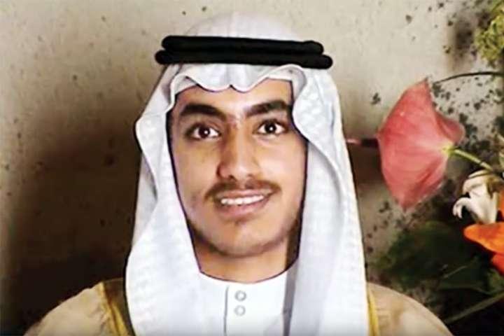 Хамза бен Ладен — У США повідомили про смерть сина Усами бен Ладена