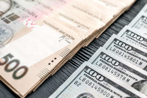 Нацбанк действует в соответствии с долгосрочным планом касательно валютных интервенций которые не влияют на направление курса гривны- П