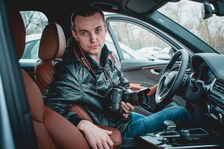 <span>Новообраний народний депутат Сергій Штепа</span> — Весільний фотограф, якого обрали депутатом, поскаржився на тяжке життя