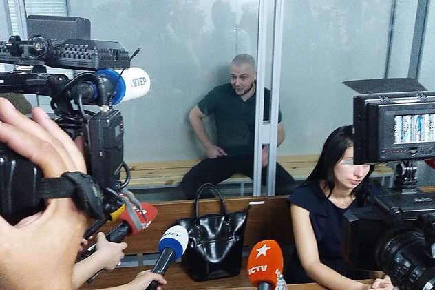 27 листопада 2012 року Євген Краснощок був засуджений до довічного — Миколаївський суд відмовився переглядати справу Оксани Макар