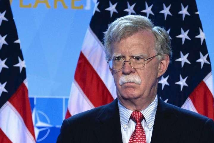 Радник президента США з національної безпеки Джон Болтон — Болтон назвав Китай однією із причин виходу США з ракетного договору