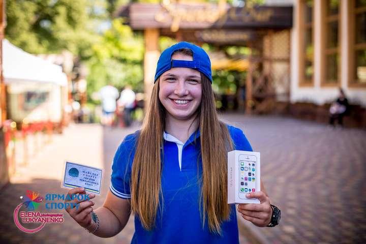 Карина Колесник здобула в Картошині п'ять перемог